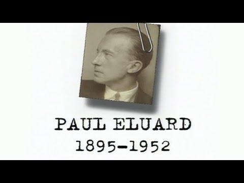 Vidéo de Paul Éluard