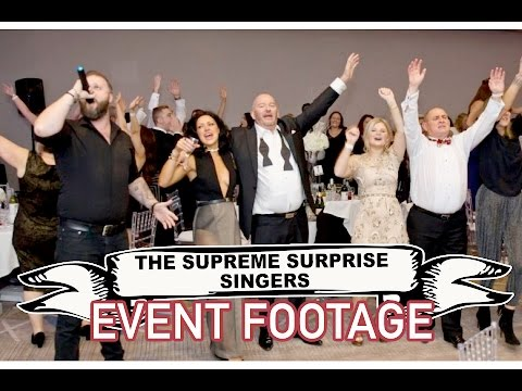The Supreme Surprise Singers Video