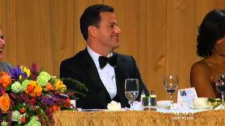 Obama's 2012 W.H. Correspondents Dinner performance