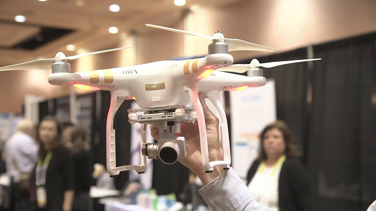 CES 2016 Day 1: drones, wearables, and tons of smart home gadgets thumbnail