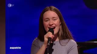 Sigrid - Don't Feel Like Crying (Aspekte performance)