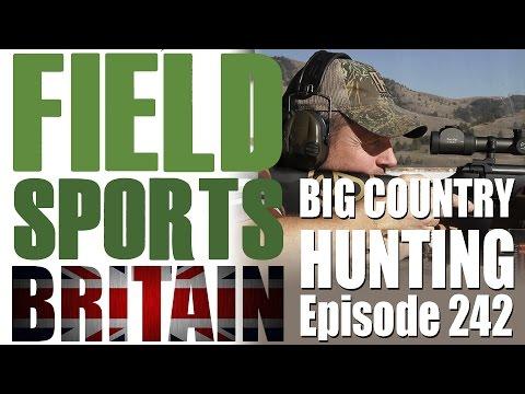 Fieldsports Britain – Big Country Hunting