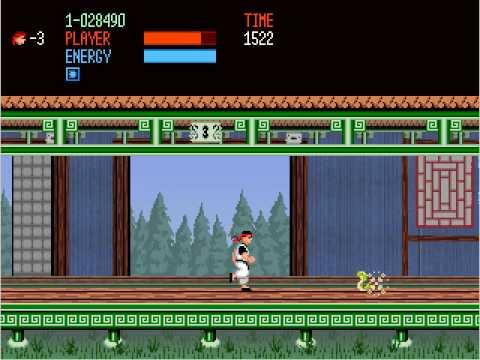 Kung Fu too!