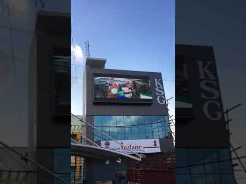 P6 Outdoor LED Video Wall