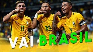 Seleção Brasileira   Vai Brasil ( MC Teteu ) Part 1