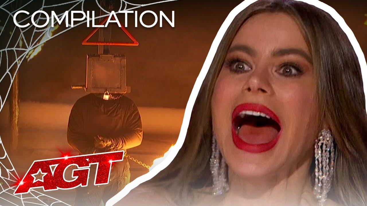 AGT's Scariest Performances That Will HAUNT You! - America's Got Talent 2020 thumbnail