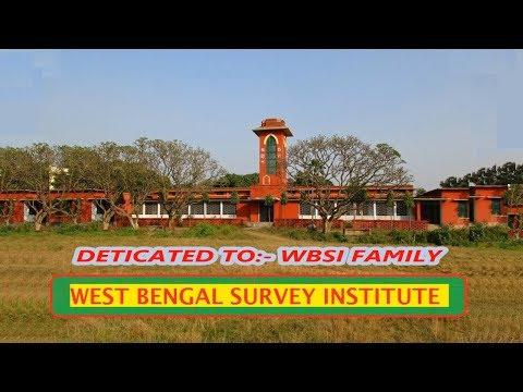 Dedicated to WBSI Family //West Bengal Survey Institute, Bandel ...