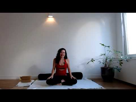 Restorative Yoga for Women's Health with Alejandra Kemna