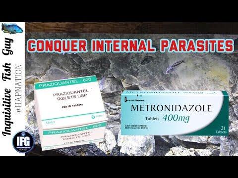 Sakit ng tao mula sa parasites