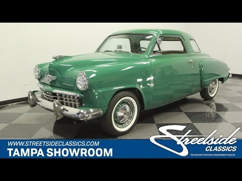 Video of Classic 1949 Champion located in Lutz Florida Offered by Streetside Classics - Tampa - O85O