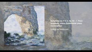 Beethoven Symphony no  7 in A major, Op  92 - Download free