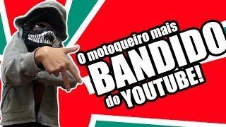 O motoqueiro mais bandido do Youtube! Yamaha XTZ Lander 250
