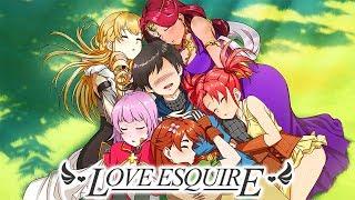 | ROMANTIC COMEDY VISUAL NOVEL HAREM ANIME RPG! | Love Esquire (Demo)