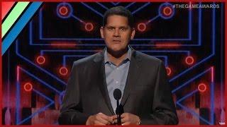 TGA: Reggie