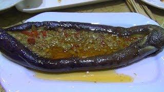 Очень вкусная и дешевая еда в Хэйхэ - Жизнь в Китае #119