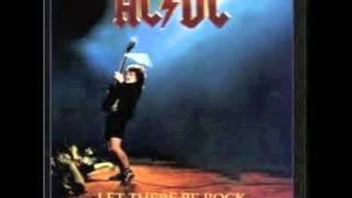 AC/DC -Bad Boy Boogie (Live In Paris)