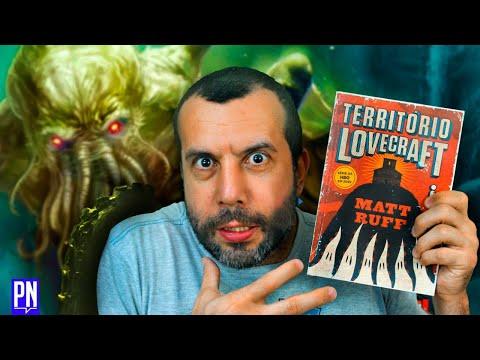 O horror e o racismo de Lovecraft num mesmo livro: TERRITÓRIO LOVECRAFT | PN Extra #178