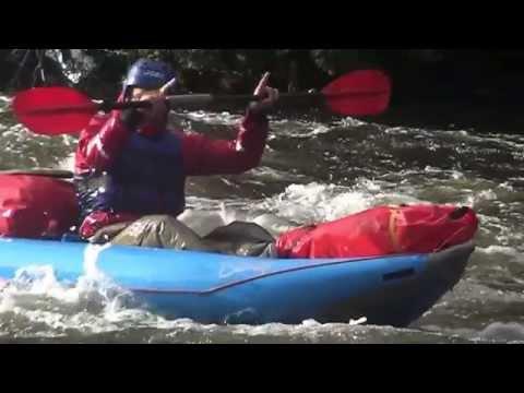Сплав на байдарках Вольный Ветер по реке Умба