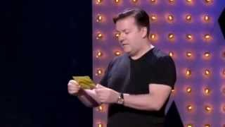 Ricky Gervais: The World's Funniest Leaflet