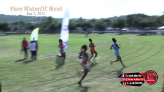 Girls 100m Class 2 Heat 8 #JCMeet