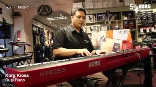 Korg Kross Piano Sounds