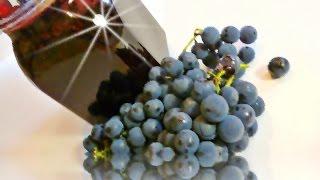 Виноградное варенье.Рецепт.