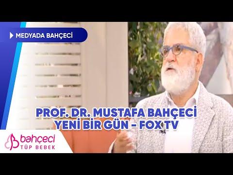 FOX TV | Çağla İle Yeni Bir Gün | Prof. Dr. Mustafa Bahçeci | Bahçeci Tüp Bebek