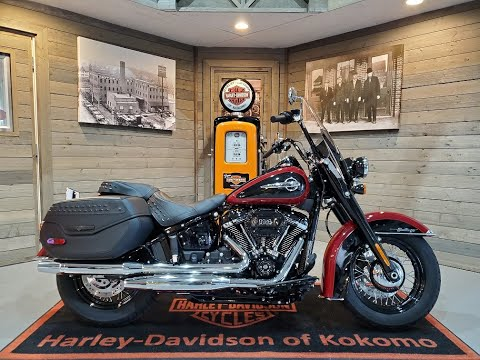 2020 Harley-Davidson Heritage Classic 114 in Kokomo, Indiana - Video 1