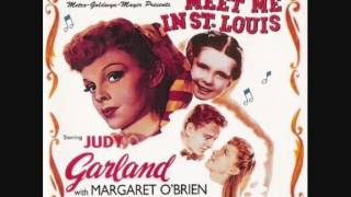 Meet Me In St Louis (1944 Film Soundtrack) - 10 The Trolley Song