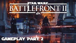 STAR WARS Battlefront 2 - Gameplay Multijoueur Part.2