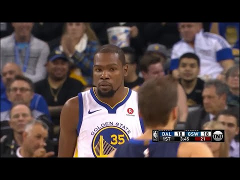 1st Quarter, One Box Video: Golden State Warriors vs. Dallas Mavericks