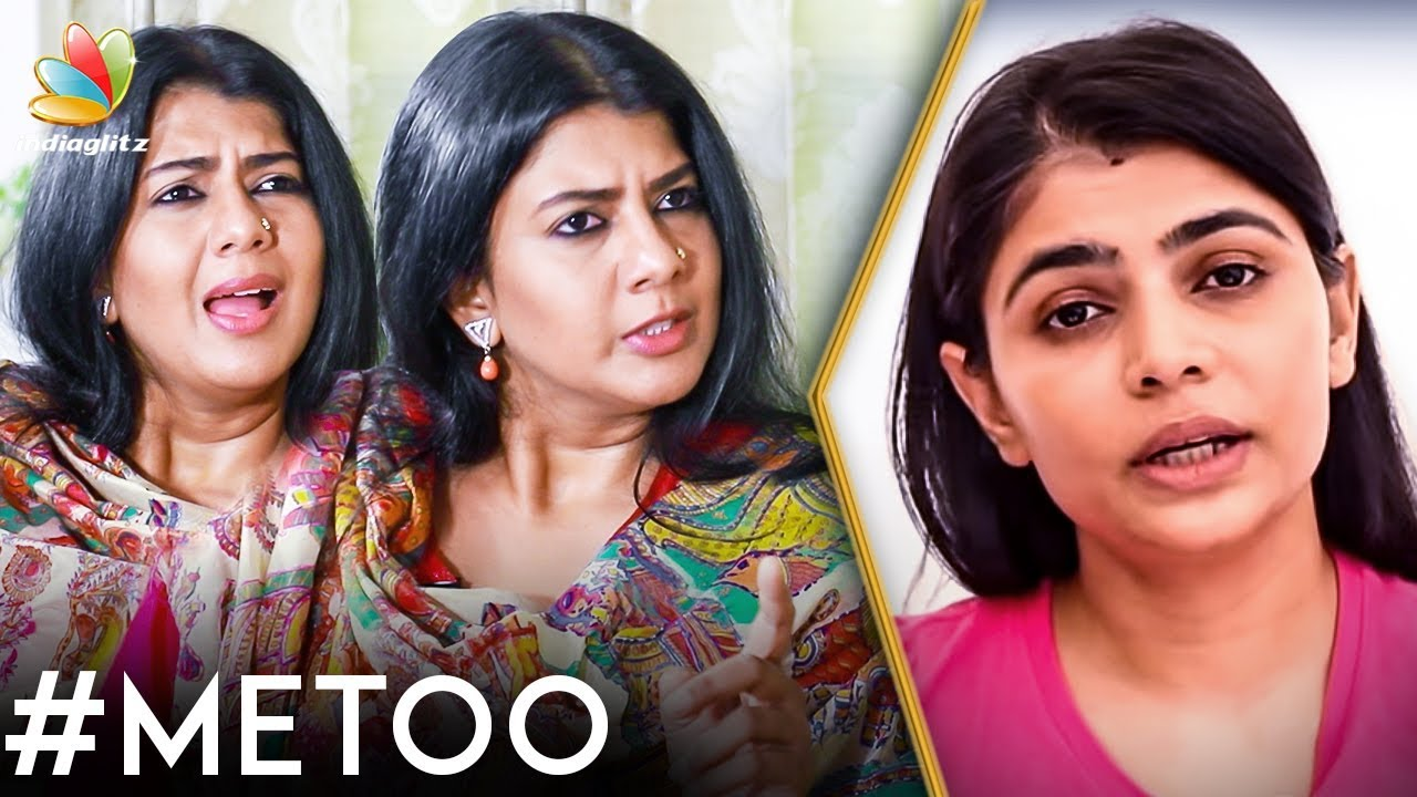 Me Too Campaign is Perfect for Innocent Victims to Speak: Actress Swarnamalya | Me Too India