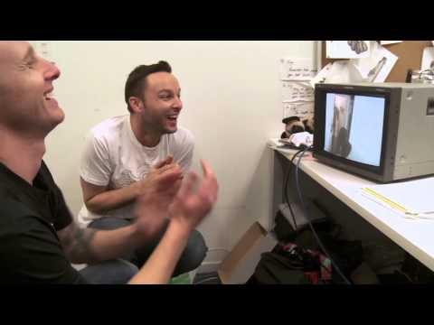 The Changing Room - Girl's Locker Room  | Jono and Ben At Ten