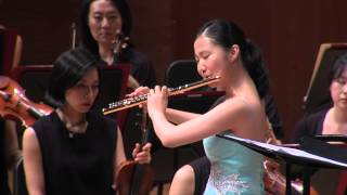 W.A.Mozart  Flute Concerto No.2  in D Major , K.314  -Yeojin Han -