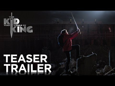 Movie Trailer: The Kid Who Would Be King (0)
