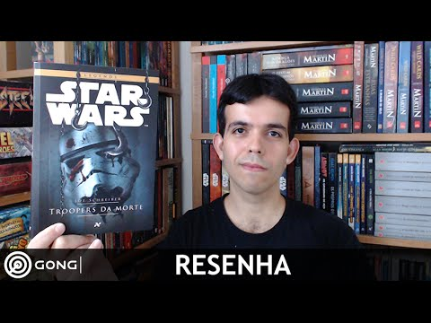 RESENHA - STAR WARS TROOPERS DA MORTE
