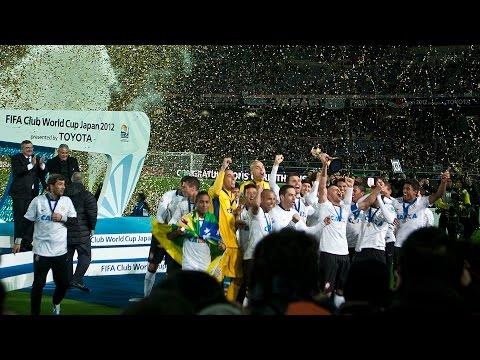 Dois mil e doze - Corinthians bicampeão do mundo