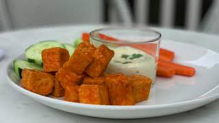 Easy Crispy Buffalo Tofu Recipes