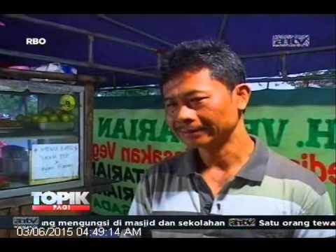 Video [ANTV] TOPIK, Kuliner, Makanan Vegetarian Tanpa Unsur Hewani