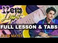 John Mayer New Light Guitar Lesson With Darryl Syms Easy Beginner Tutorial