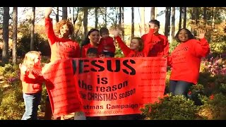 JESUS IS THE REASON FOR THE SEASON, Christmas Film and music CD  www.ntotop.com