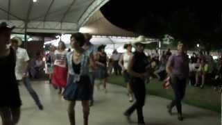 preview picture of video '28-07-2012 Monteveglio - Askin Question Line Dance'