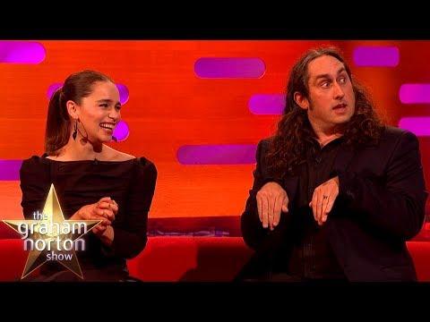 Ross Noble vylepšil betlém v Dublinu a Emilia Clarke potkala Beyoncé - The Graham Norton Show
