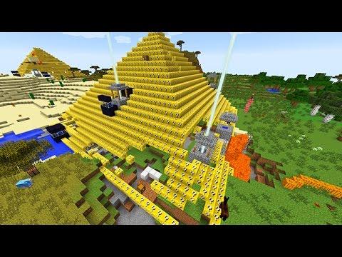 Minecraft Walkthrough - LUCKY BLOCKS CRAZY RACE OMEGA BLOCK