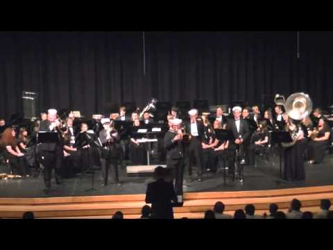 A video of me performing Barnacle Bill the Sailor on Bass Trombone with the NorthWood High School Low Brass Ensemble.