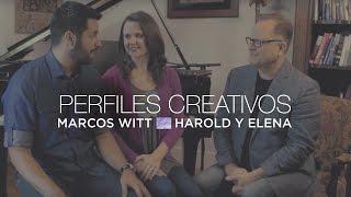 Marcos Witt con Harold  Elena - Perfiles Creativos