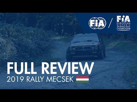 #EHSRC - Mecsek Rallye - Full Review Video