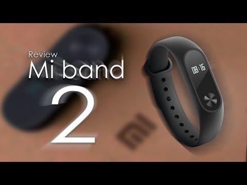 Review (análise) da xiaomi mi band 2.  Esse é o gadget pra todas as horas!!