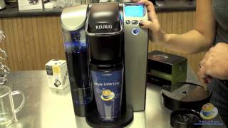Keurig Platinum B70 K-Cup Brewer: Unboxing and Introduction