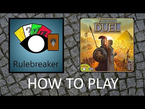 How to Play: 7 Wonders Duel